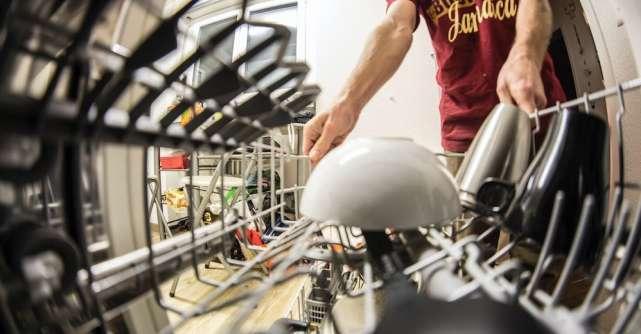6 sfaturi de siguranță pentru utilizarea mașinii de spălat vase