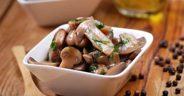 Dieta cu ciperci: Este inlocuitorul ideal al carnii, intareste imunitatea si combate oboseala