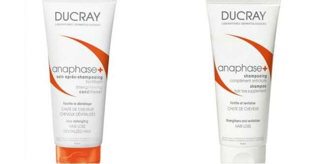 Ducray relanseaza gama Anaphase+, cu performante incontestabile