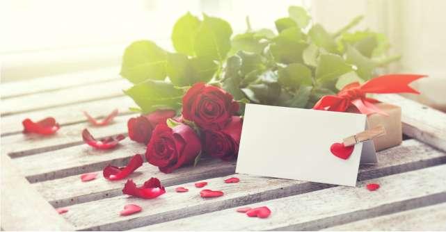Cadouri pentru iubita de Valentine's Day
