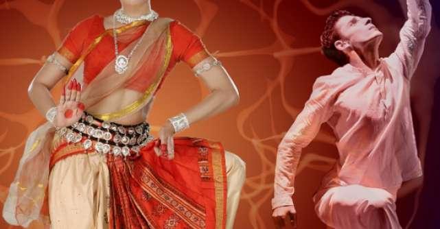 Sanscrita, limba mantrelor, o imbinare inovativa de balet si dans clasic indian