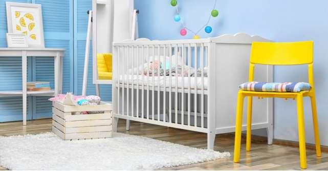 Mamica de curand? Iata 6 articole pentru bebelusi pe care trebuie sa le ai!