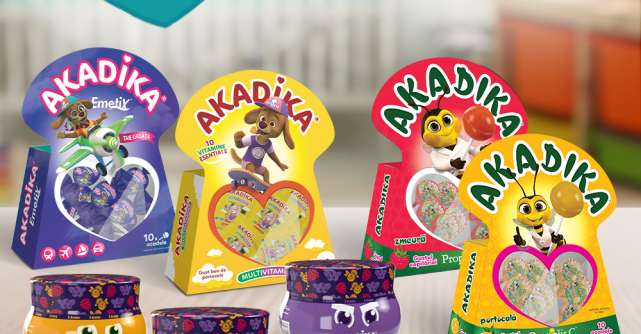 Akadika Propolis C și Akadika Emetix, soluții gustoase pentru sistemul imunitar al copiilor și călătorii fără rău de mișcare