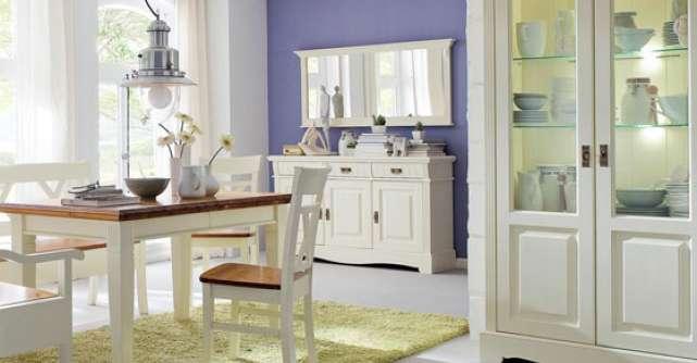 Stilul provensal in amenajari interioare: 21 de piese de mobilier