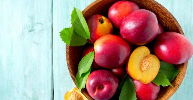 Nectarinele si beneficiile lor minunate