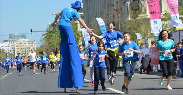 Despre bucuria alergarii cu Bucharest RUNNING CLUB