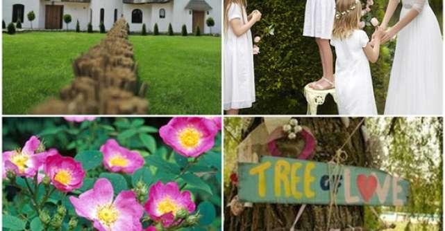 Ce este hot in materie de nunti si rochii de mireasa?!