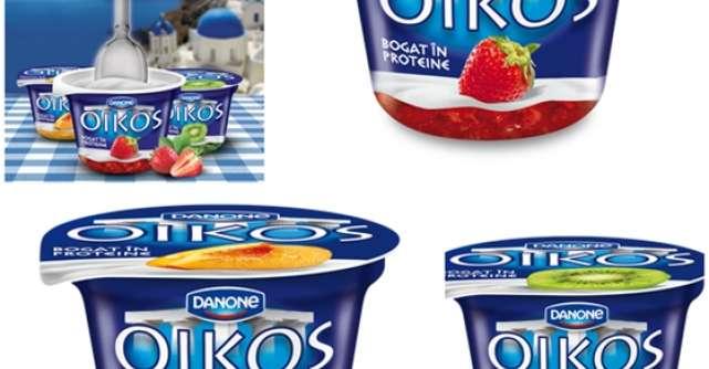 OIKOS: snack-ul gustos si sanatos de la Danone!