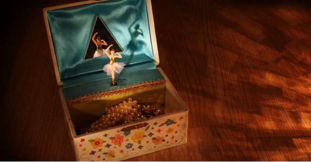 Cutii muzicale pentru bijuterii: 6 propuneri magice!