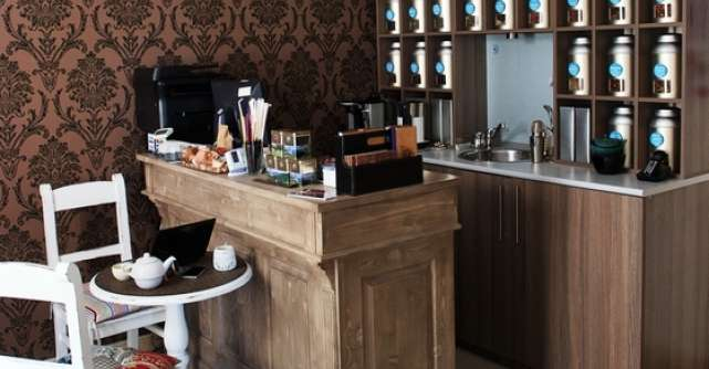 Cool Hunt: Joie de Vivre, salon de ceai si mini-cuisine