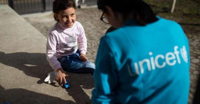 UNICEF lansează campaniade strângere de fonduri Salveazăvieți însiguranță