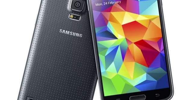Samsung GALAXY S5 devine antrenorul tau personal