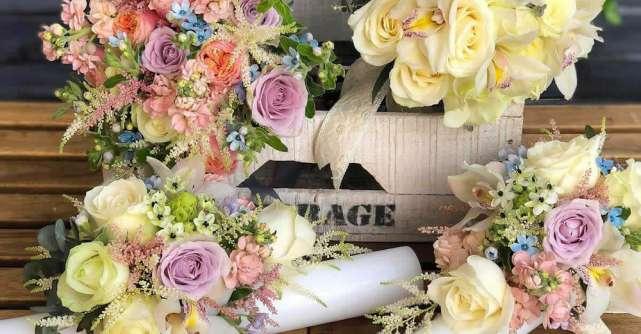 Florile si aranjamente florale pentru nunta, Ghid Practic
