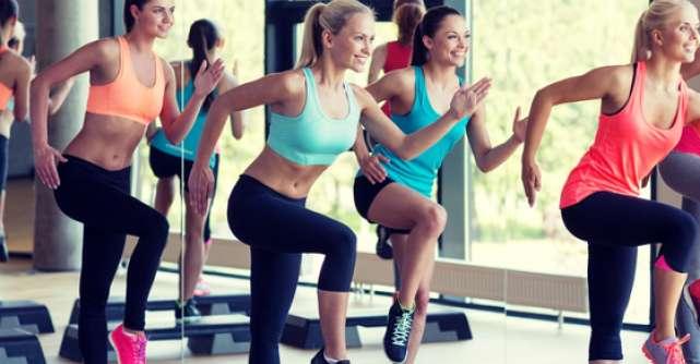 6 motive pentru fitness in grup