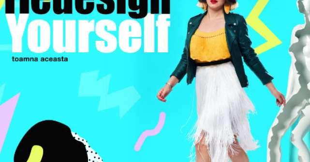 Baneasa Shopping City lanseaza campania Redesign Yourself, programul care incurajeaza increderea in sine