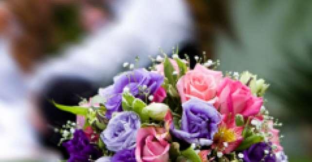 Buchetul de mireasa: Tendintele anului 2012