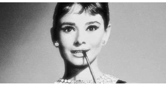 Dieta lui Audrey Hepburn, cea mai frumoasa femeie din lume