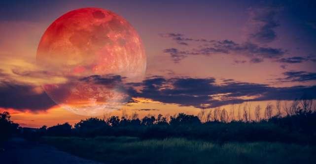 Eveniment astronomic deosebit. Ce vom putea vedea pe cer peste câteva zile