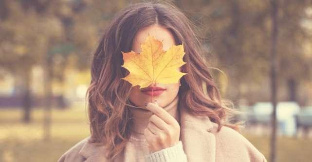Așa cum toamna permite căderea frunzelor, și tu poți permite schimbarea