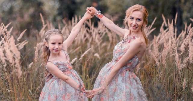 Celebrăm femeia cu seturi de îmbrăcăminte mamă și fiică adorabile!