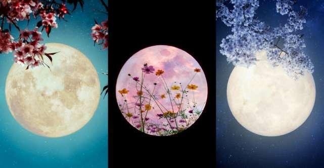 Alege o lună de primăvară și află ce ți-a pregătit Universul pentru următoarele luni