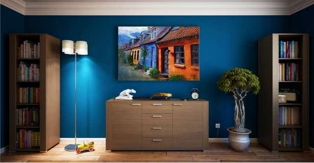 Decorarea casei cu tablouri si fotografii: reguli si sfaturi