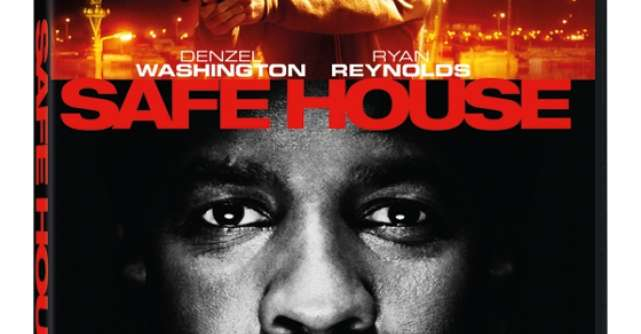 Safe House acum pe DVD