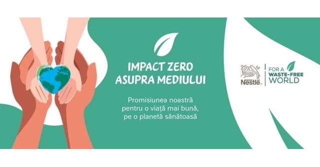 Nestlé continuă și în această vară campania de conștientizareNu risipi cât poți iubi/Less Waste More Love