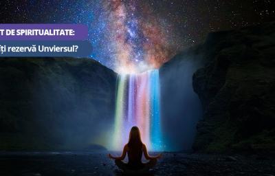 Test de spiritualitate: Ce iti rezerva Universul?