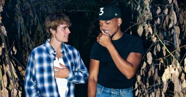 Justin Bieber lanseaza single-ul Holy, in colaborare cu Chance The Rapper