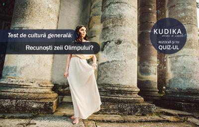 Test de cultura generala: Recunosti zeii Olimpului?