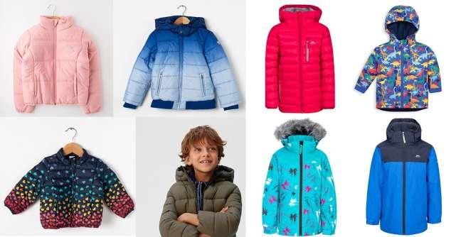 Black Friday la Fashion Days: 5+5 Jachete de iarnă ULTRA MODERNE pentru fete și băieți