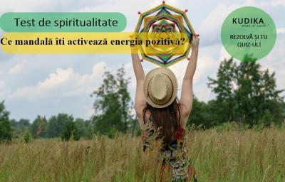 Test de spiritualitate: Ce mandala iti activeaza energia pozitiva?
