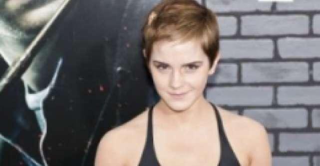 Emma Watson, noua Kate Moss?