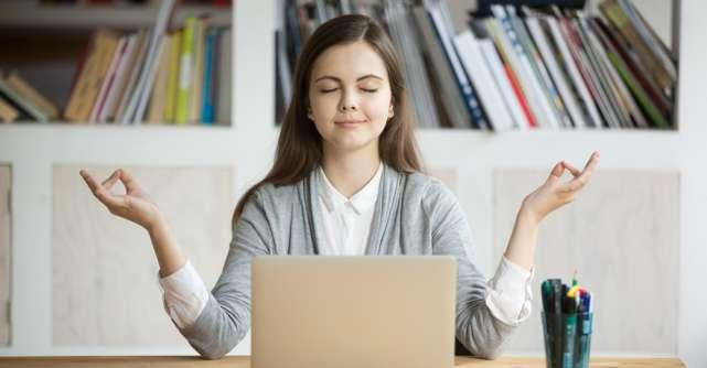 Cinci modalități pentru a te elibera de stres