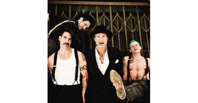 Primul concert confirmat pe National Arena: Red Hot Chili Peppers in premiera, in Romania!