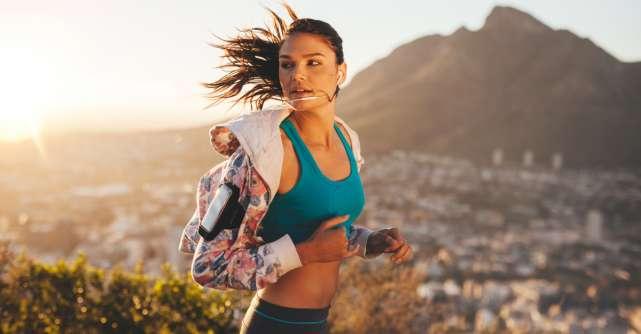 Echipament de alergat pentru persoanele dornice de mișcare