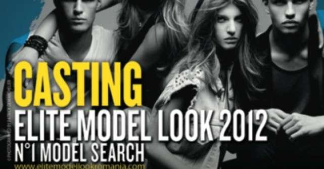 CASTING ELITE MODEL LOOK BUCURESTI 2012