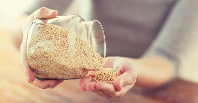 Quinoa, alimentul de baza al incasilor