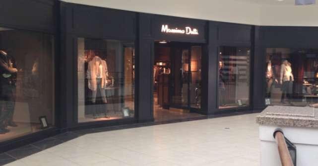 Massimo Dutti a fost inaugurat astazi, 21 noiembrie in Bucuresti Mall