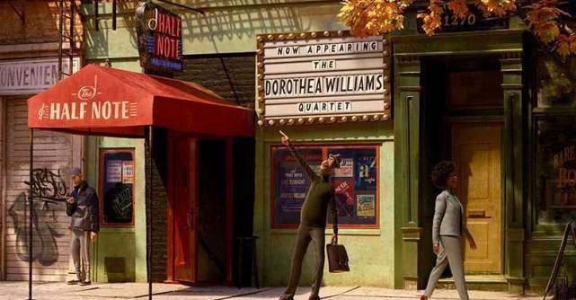 Animația Suflet / Soul este filmul nr 1 în box office-ul românesc!