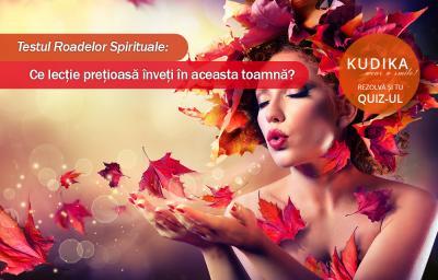 Testul Roadelor Spirituale: Ce lectie pretioasa inveti in aceasta toamna?