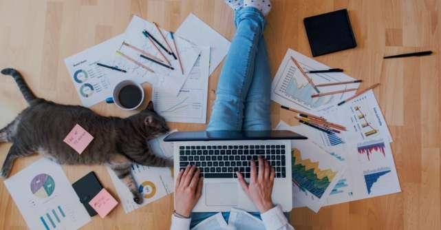 Top 5 instrumente care te ajuta sa fii mai productiva cand lucrezi de acasa