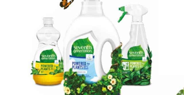 Seventh Generation -brandul eco-friendly care îți aduce acasă curățenia prin puterea plantelor
