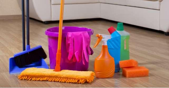 Cele mai ciudate, dar eficiente aparate pentru curatenia dinaintea sarbatorilor