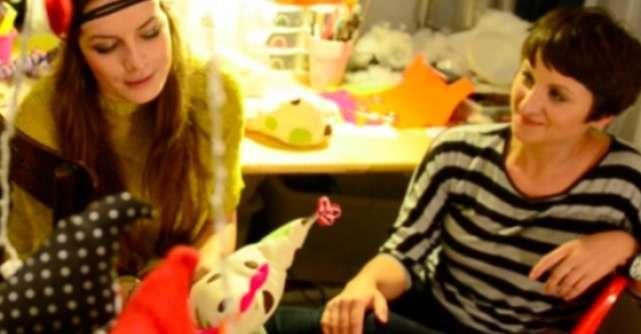 VIDEO: GetWeekend! Jucarii hand-made!