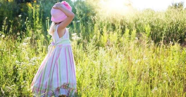 Rochii moderne pentru mici prințese