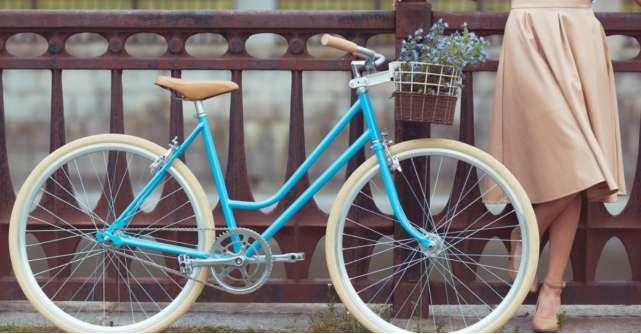 Biker Style: cum sa te imbraci chic cand mergi cu bicicleta