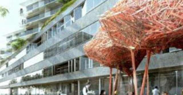 Arhitectura: transformarea unui depozit in locuinte colective
