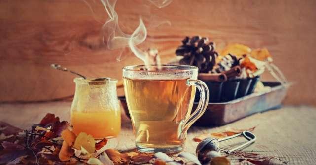 Ceaiul special de toamna, benefic pentru memorie si inteligenta